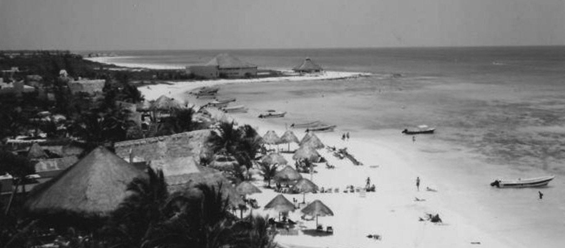 playa-del-carmen-en-sus-inicios